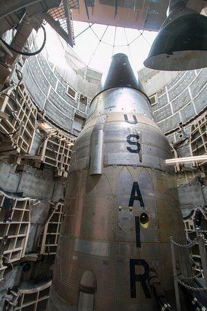 Titan Missile - Picture of Titan Missile Museum, Sahuarita