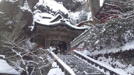 榛名神社照片
