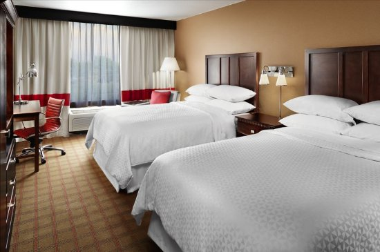 Four Points by Sheraton Memphis East: Guest room