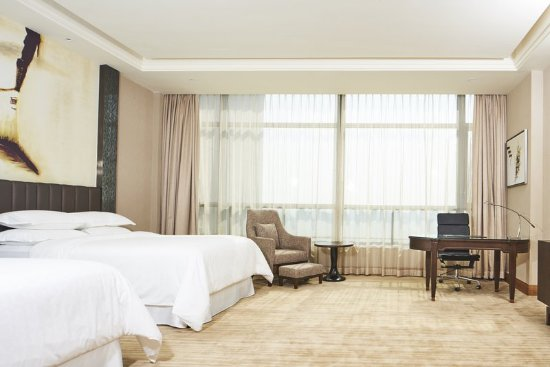 Chuzhou, Chiny: Guest room