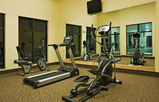 Borger, Техас: Health club