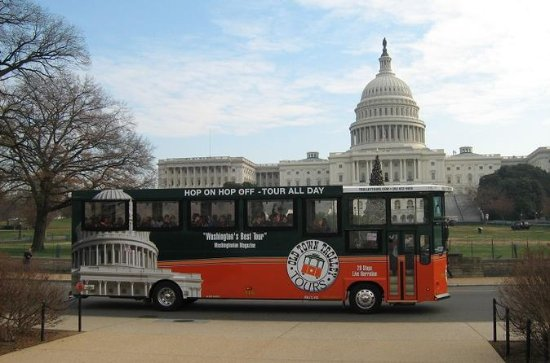 Washington DC Hop-On Hop-Off...
