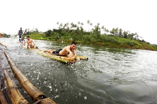 Fiji Island-Hopping Adventure...