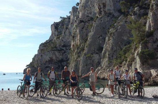 Excursión por la costa de Marsella...