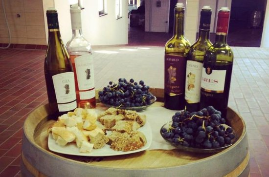 Plovdiv: Bulgarian Wine Tasting in...