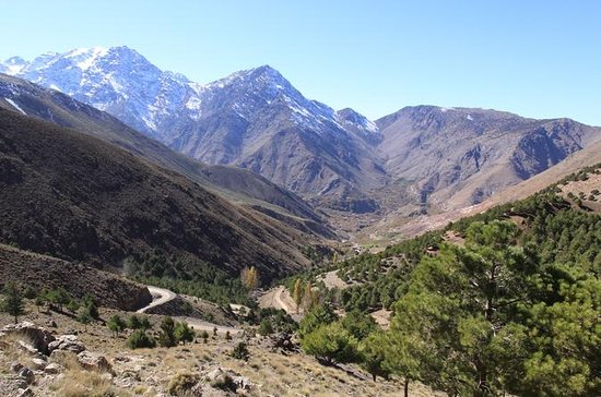 Three Valleys Day Trip from Marrakech...