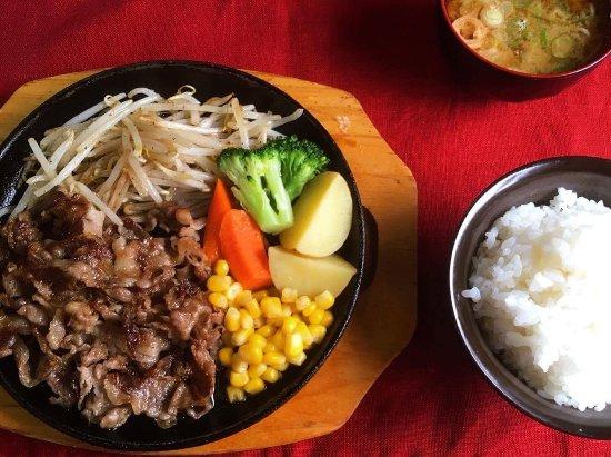 Halal Kobe Beef Yakiniku Set Meal Picture Of Japanese Food Restaurant Matsuri Osaka Tripadvisor