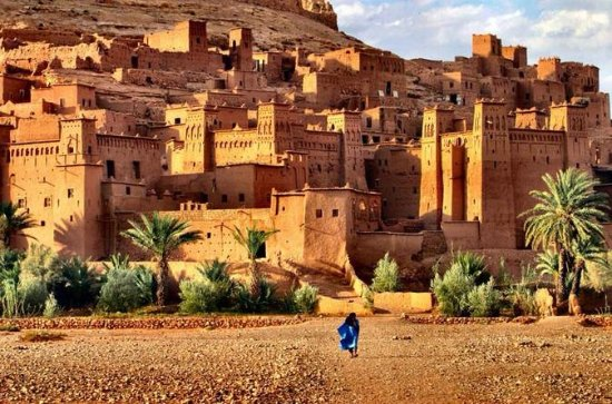 Unesco Sites and Ouarzazate Full Day...