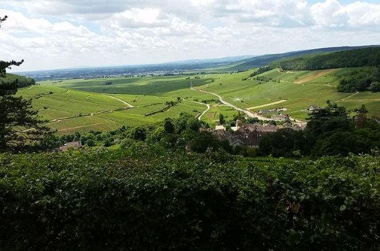 Full-day Private Burgundy Wine Route...