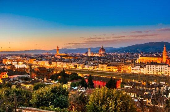 Florenz Segway-Abendtour mit Piazzale...