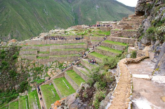 Sacred Valley, Ollantaytambo, and...