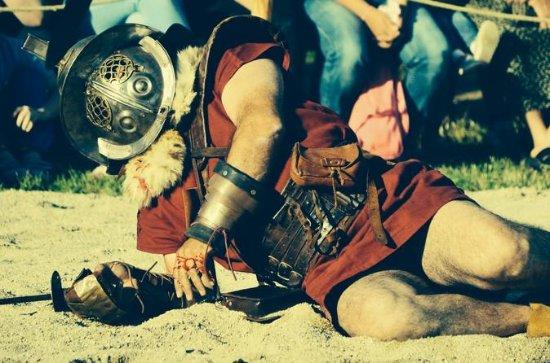 Rome Gladiator Show at Gruppo Storico