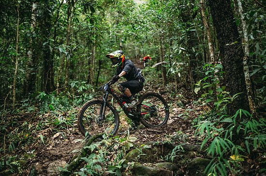 Trilha Sonora Mountain Bike Tour...