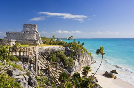 Tulum, Coba, and Cenotes Day Trip...