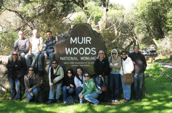 Muir Woods and Sonoma Wine Country Full-Day Tour