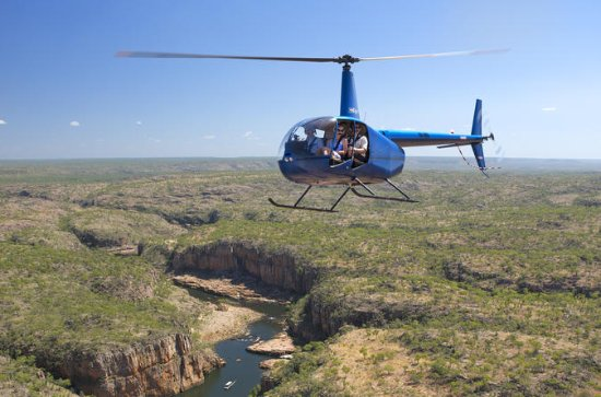 45-Minute Helicopter Flight: The...