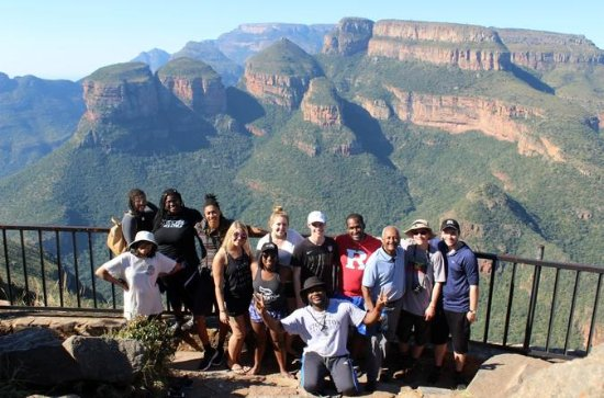 5Days Blyde River Canyon and Kruger...