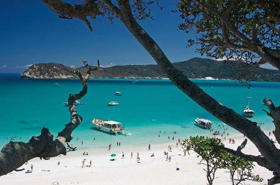 Arraial do Cabo Journée complète - Caribe brésilienne