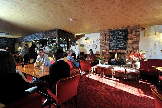 North Petherton, UK: Bar/Lounge