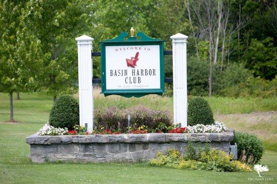 Basin Harbor : Exterior