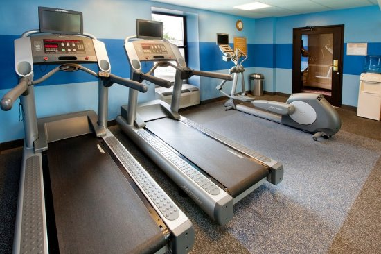 Four Points by Sheraton Charlotte - Pineville : Health club