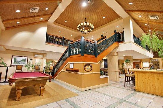 Lake Tahoe Vacation Resort: Lobby