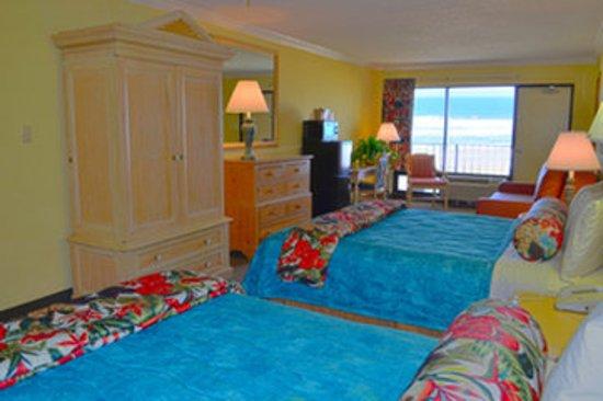 Sun Viking Lodge: Guest room