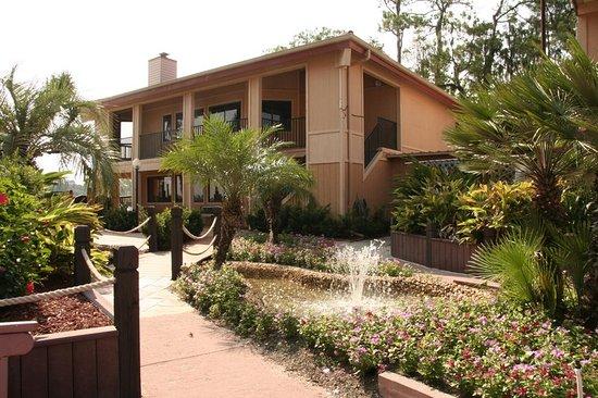 Bryan's Spanish Cove: Lobby