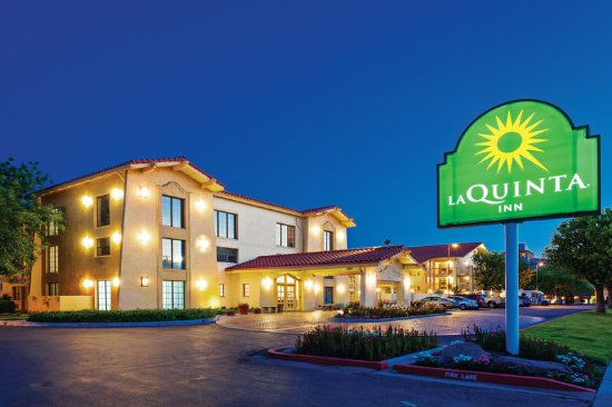 exterior picture of la quinta inn fresno yosemite. Black Bedroom Furniture Sets. Home Design Ideas
