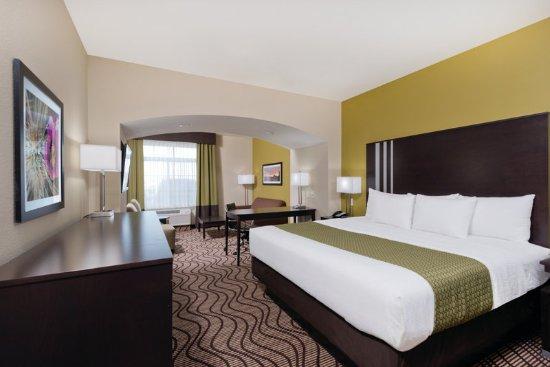 Artesia, Nuevo Mexico: Guest room
