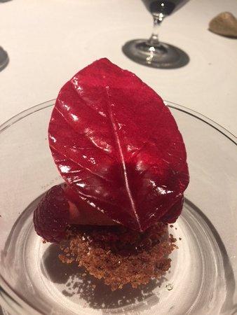 Corca, Spanyol: Frambuesa,remolacha y rosa