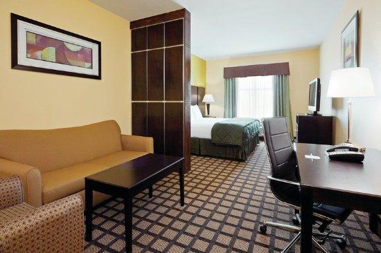 Pasadena, TX: Guest room