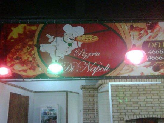 Itapecerica da Serra: Pizzeria Di Napoli