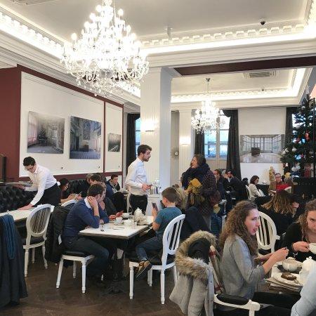 Foto de op ra p tisserie burdeos magnifique lieu pour for Salon the bordeaux