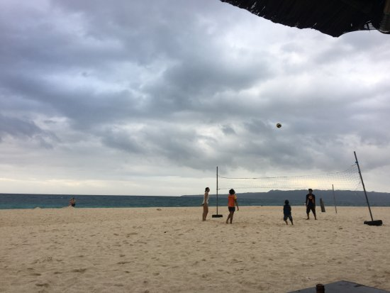 Alta Vista de Boracay: Private Beach - Puka Beach