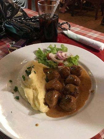 Buffalo Steak House - Karon Beach: meatballs