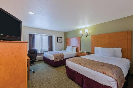 Tulare, CA: Guest room