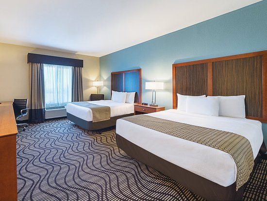 La Quinta Inn & Suites Mathis: Guest room