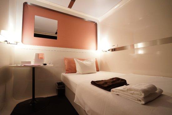 Luxury Capsule Hotel Review Of First Cabin Akihabara Chiyoda