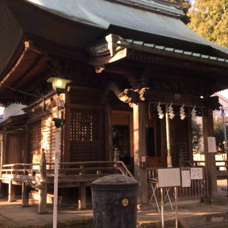 Kugahara Tobu Hachiman Shrine