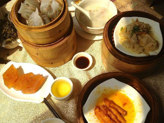 دونغقوان, الصين: Dim Sum