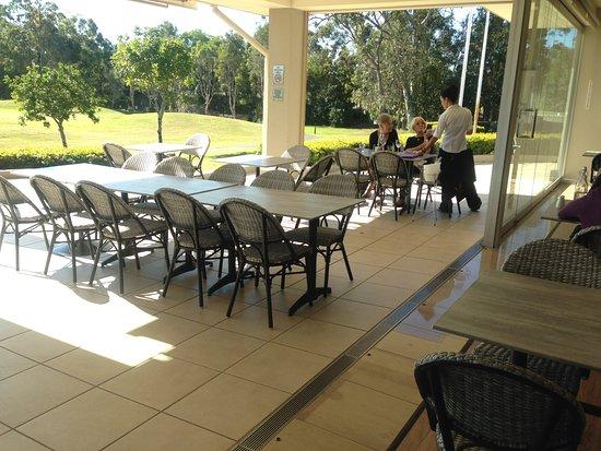 Peregian Springs, Australia: Veranda