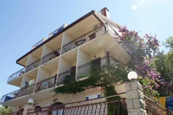 Сегет Враньица, Хорватия: hotel