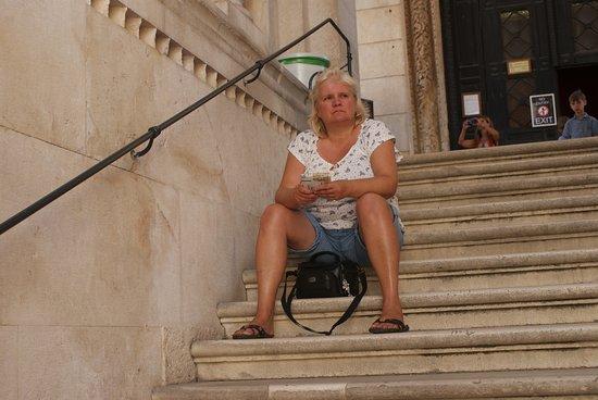 Сегет Враньица, Хорватия: wypad