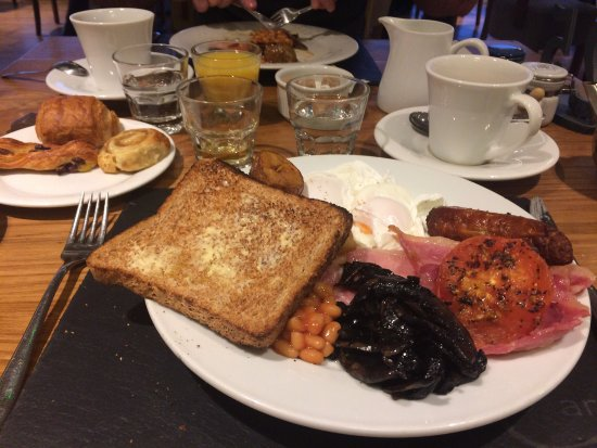 The Cliff Hotel & Spa: Fabatasic stay & amazing breakfast
