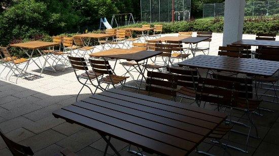 Wiernsheim, Tyskland: Sonnenterrasse