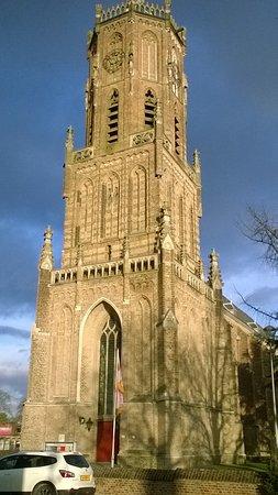 Elst, The Netherlands: imposing