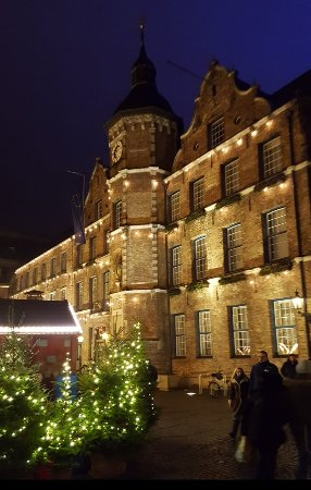 Rathaus : Beautiful at night