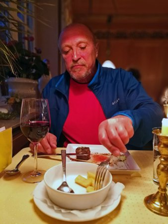 Aua, Allemagne : ...и картошка к стейку