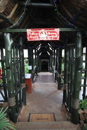 Lake Manyara Serena Safari Lodge : Entré